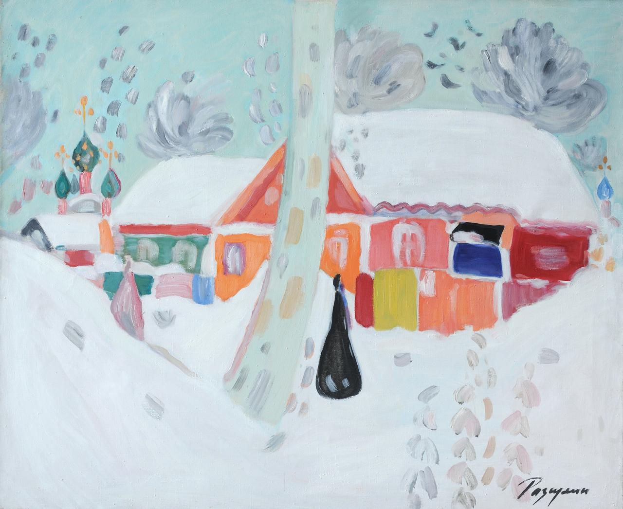 Winter Landscape 2004