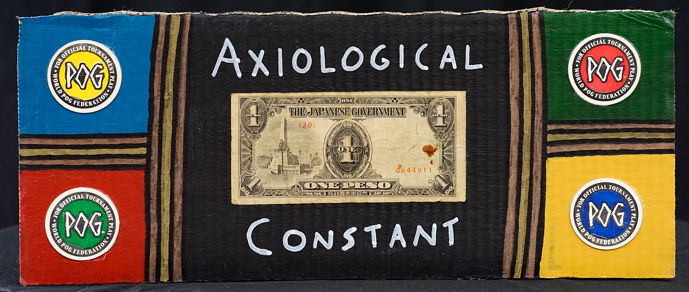 """Axiological Constant"" by Silas Plum"